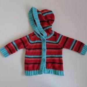 Pumpkin Patch Sweater Size 12-18 Months